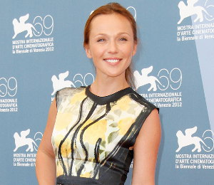 Image showing Venice Film Festival: Buy Albina Dzhanabaeva Lanvin floral dress - 'Izmena' Photo Call