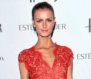 Image showing Shop Jacquetta Wheeler Matthew Williamson lace & feathers - Harper's Bazaar 2012