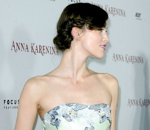 Image showing Keira Knightley in Erdem - 'Anna Karenina' Los Angeles Premiere