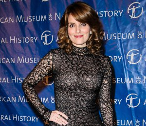 Image showing Shop Tina Fey Diane von Furstenberg dress - American Museum of Natural History Gala