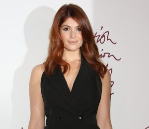 Image showing Shop Gemma Arterton Stella McCartney jumpsuit - British Fashion Awards 2012
