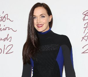 Image showing Shop Victoria Pendleton Stella McCartney dress - British Fashion Awards 2012