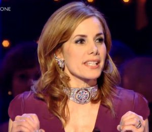 Image showing Shop Darcey Bussell Project D Mazarine dress - Strictly Dec 1