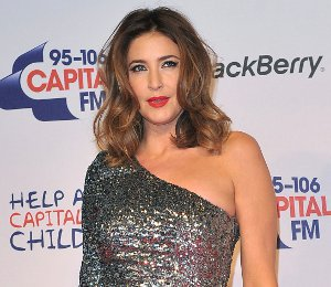 Image showing Shop Lisa Snowdon Project D sequin dress - Jingle Bell Ball 2012