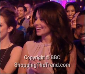 Cheryl Cole on Strictly Dec 15 in 3.1 Phillip Lim dress
