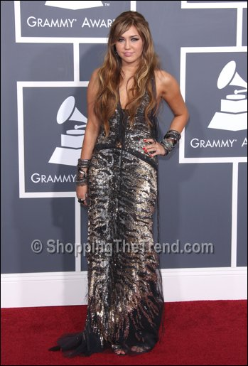 Katy Perry in Armani, Jennifer Lopez Emilio Pucci & Miley ...