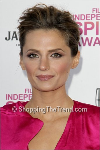 Stana Katic Independent Spirit Awards