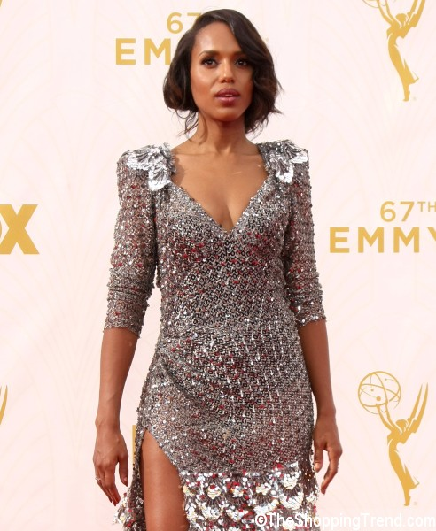 kerry-washington-silver-dress-emmy-awards-1