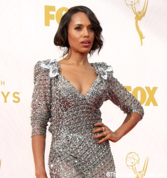 kerry-washington-silver-dress-emmy-awards-2