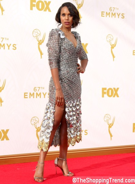 kerry-washington-silver-dress-emmy-awards-3