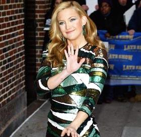 Kate Hudson Wears Emilio Pucci Gown @ 2010 SAG Awards