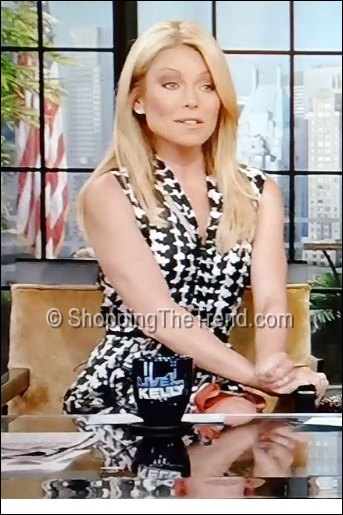 kelly ripa marni dress live with kelly march 1