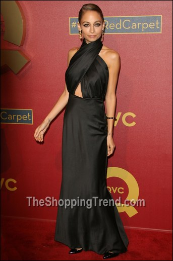 Nicole Richie In Camilla And Marc Qvc Red Carpet Style