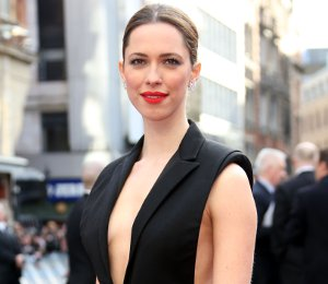 Rebecca Hall in Lanvin - 'Iron Man 3' London Premiere
