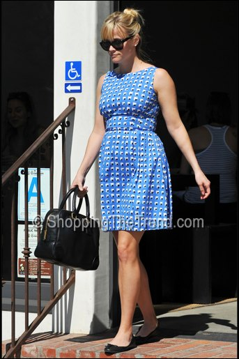 reese witherspoon kate spade sonja dress