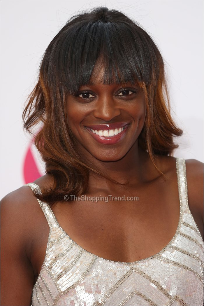 Sloane Stephens Beaded Dress At Pre Wimbledon Party Get