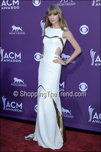 taylor swift j mendel acm awards