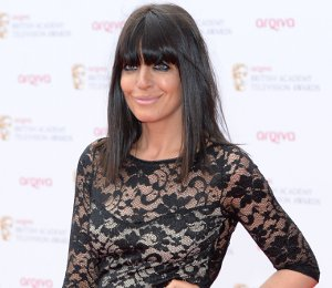 Shop Claudia Winkleman ASOS lace dress - BAFTA TV Awards 2013