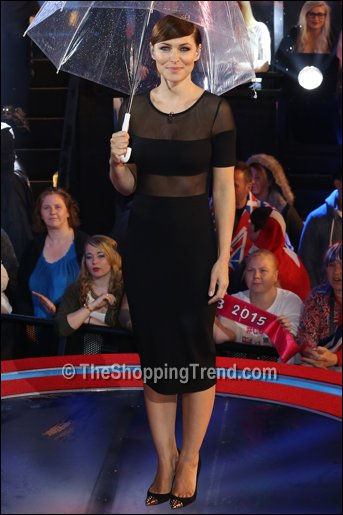 Emma Willis in French Connection