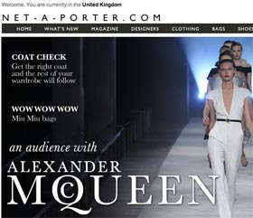 Net a porter free shipping is back shop like a celeb for Net a porter usa