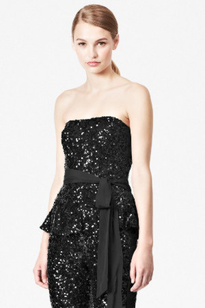 426d2acdbf5 Tamera French Connection sequin jumpsuit - X Factor Nov 9
