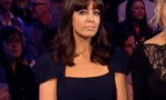 Claudia Winkleman jumpsuit on Strictly