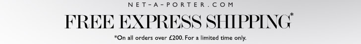 Net A Porter Free Shipping