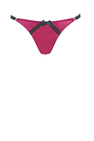 Agent Provocateur Dolley Thong Pink
