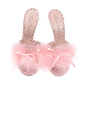 Agent Provocateur Loleata Mules Pink