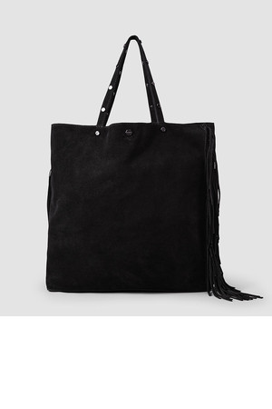 AllSaints Lea Fringes Bag