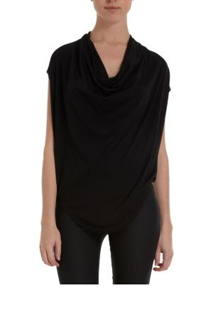 Helmut Lang Cowl Neck Top