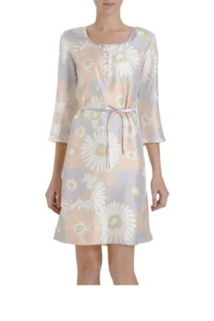 Marc Jacobs Daisy Shirt Dress Lilac