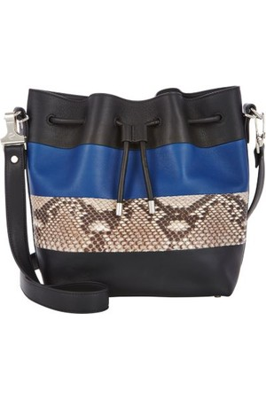 Proenza Schouler Patchwork Medium Bucket Bag