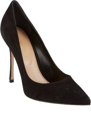 Sergio Rossi Pelle Royal Point Toe Pump