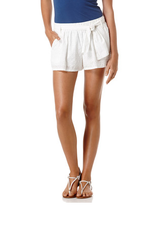 CC California Diamond Eyelet Short