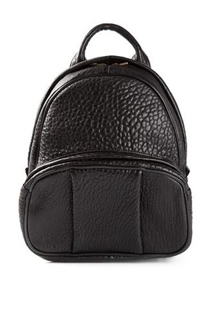 Alexander Wang Dumbo Grainy Backpack from Farfetch