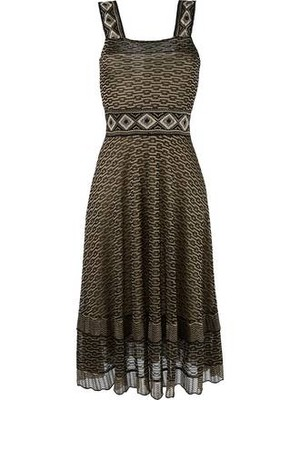 Cecilia Prado Sleeveless Knit Dress