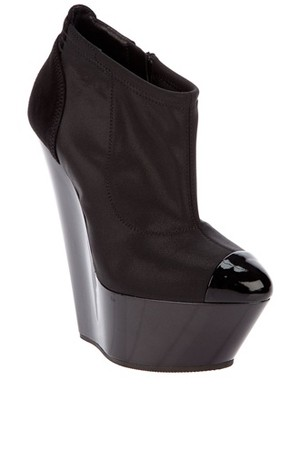 Giuseppe Zanotti Wedge Ankle Boot