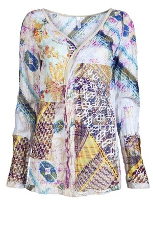 Gregory Parkinson Bias Caftan Top