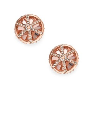 Fossil Cage Studs Jf01592791