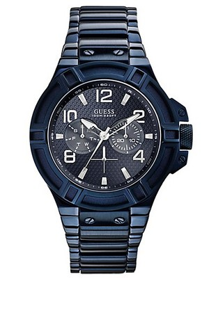 Blue Tone Rigor Standout Sport Watch