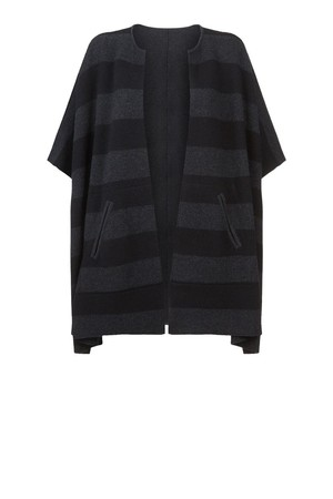 Eileen Fisher Reversible Poncho