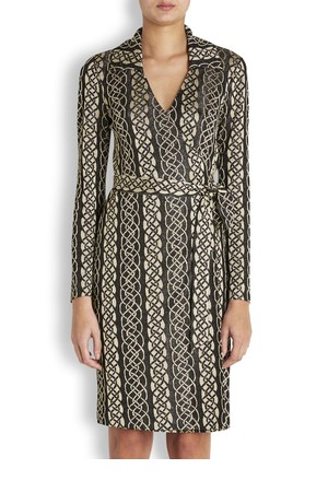 Diane von Furstenberg Dolores wrap dress