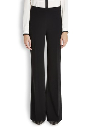 Diane von Furstenberg Joan high waist wide leg trousers