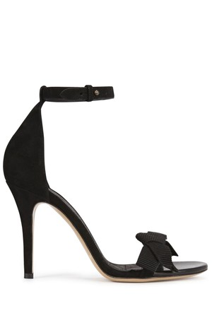Isabel Marant Play black suede sandals