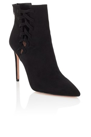 Aldo High Heel Pointy Toe Ankle Boots