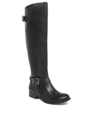 Jessica Simpson Rinne Leather Riding Boots