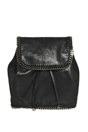 Stella Mccartney Falabella Shaggy Faux Deer Backpack