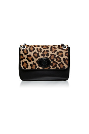 Lulu Guinness Leopard Print Large Annabelle