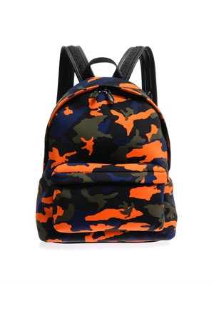 Givenchy Camouflage Neoprene Backpack Item Megjbp840003cam850